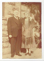Peter & Angelina Bentivogli - My Grandparents