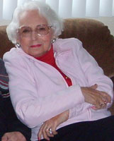 Theresa LaPadura Oct.2,1918 - Feb.16,2011